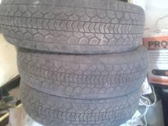 Dunlop Grandtrek SJ5. Зимние, без шипов, износ: 40%, 3 шт