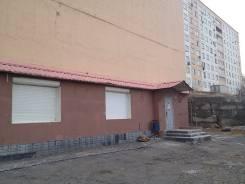 Торгово-офисное помещение + склад, 3 этажа, 3 отдельных входа. Улица Чапаева 14, р-н Вторая речка, 257кв.м. Дом снаружи