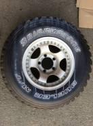 Bridgestone Dueler M/T. Грязь MT, без износа, 1 шт