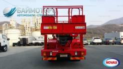 Novas. Автогидроподъемник 300 30 м для установки на шасси новый, 4 300куб. см., 30,00м.