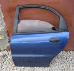Дверь задняя L Chevrolet Lanos в сборе '