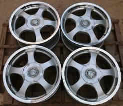 Bridgestone Alpha. 7.0x16, 5x100.00, 5x114.30, ET52, ЦО 72,0мм.