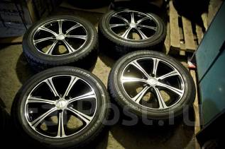 Manaray Sport Euro Speed. 7.0x18, 5x114.30, ET55, ЦО 72,0 мм.