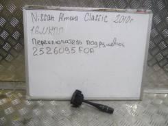 Блок подрулевых переключателей. Nissan Almera Classic, B10 Nissan Almera Двигатель QG16