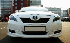 Обвес кузова аэродинамический. Toyota Camry, ACV40, ASV40, AHV40, GSV40 Двигатели: 2ARFE, 2GRFE, 2AZFE, 2AZFXE. Под заказ