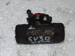 Цилиндр рабочий тормозной. Toyota Camry, SV30 Двигатель 4SFE