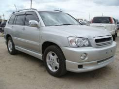 Обвес кузова аэродинамический. Toyota Highlander Toyota Kluger V Toyota Kluger. Под заказ