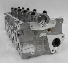 Головка блока цилиндров. Mazda: Bongo Brawny, Bongo, Eunos Cargo, J80, J100 Двигатель R2