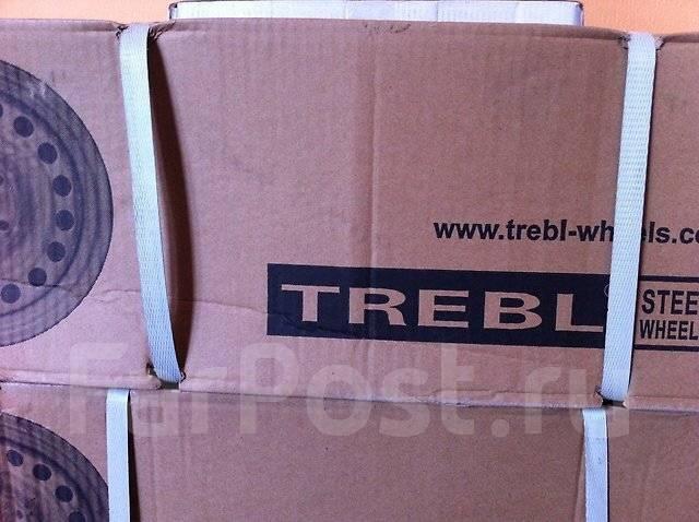 Trebl 8430. 6.0x15, 5x100.00, ET39, ЦО 54,1мм.