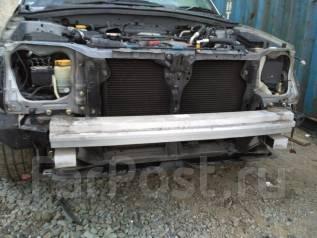 Жесткость бампера. Subaru Forester, SG5, SG9, SG Двигатели: EJ203, EJ202, EJ205, EJ25, EJ204, EJ201, EJ20