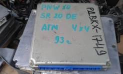 Efi sr20de. Nissan Avenir, PNW10 Двигатель SR20DE