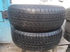 Bridgestone Dueler H/T D840. Летние, износ: 30%, 2 шт