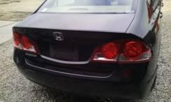 Уплотнитель багажника. Honda Civic, FD2, FD3, FD1 Двигатель R18A