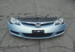 Ноускат. Honda Civic Hybrid, FD3 Двигатель LDA