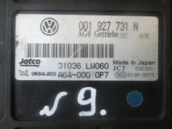 Блок управления автоматом. Volkswagen Lupo