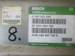 Блок управления автоматом. Audi A6