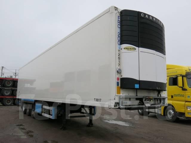 Gray Adams. Рефрижератор 2003г. Carrier Vector 1800, 35 000кг.