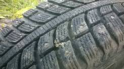 Bridgestone Noranza. Зимние, шипованные, износ: 5%, 4 шт
