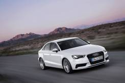 Стекло фары. Audi A3. Под заказ