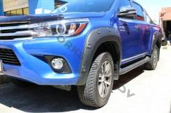 Расширитель крыла. Toyota Hilux Toyota Hilux Pick Up