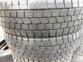 Dunlop DSV-01. Зимние, без шипов, 2008 год, износ: 30%, 2 шт