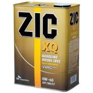 ZIC XQ. Вязкость 0W-40, синтетическое. Под заказ
