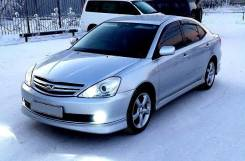 Обвес кузова аэродинамический. Toyota Allion, ZZT240, ZZT245, AZT240, NZT240. Под заказ