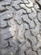 BFGoodrich All-Terrain T/A. Зимние, шипованные, износ: 10%, 4 шт