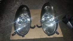 Фара. Nissan Micra, K12 Nissan March, YK12, BK12, K12, BNK12, Z12, AK12 Двигатели: CR12DE, CG12DE, CR14DE, CGA3DE, CR10DE, HR15DE
