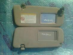 Козырек солнцезащитный. Hyundai Solaris, RB