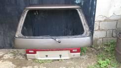 Дверь багажника. Nissan Prairie, M11