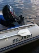 Solar 380. Год: 2014 год, длина 380,00м., двигатель подвесной, 15,00л.с., бензин