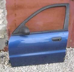 Дверь боковая. Chevrolet Lanos