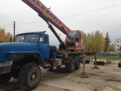 Ульяновец МКТ-25. Продается автокран, 24 976 кг.