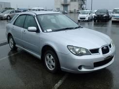 Subaru Impreza Wagon. автомат, передний, 1.5, бензин, 117 тыс. км, б/п, нет птс. Под заказ