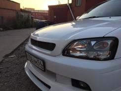 Решетка радиатора. Subaru Legacy B4, BE9, BEE, BE5 Subaru Legacy, BE5, BEE, BE9, BHE, BH5 Subaru Legacy Grand Wagon. Под заказ