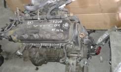 Двигатель в сборе. Honda Torneo, CF4, CF5, CL3 Honda Accord, CF5, CL3, CF4, CD4