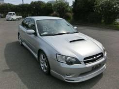 Subaru Legacy B4. механика, 4wd, 2.0, бензин, 146 тыс. км, б/п, нет птс. Под заказ