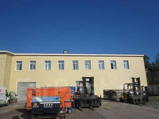 Продается комплекс производственных помещений на мысе Кунгасном во Вл. Улица Мыс Кунгасный 5, р-н Первая речка, 2 130 кв.м. Дом снаружи