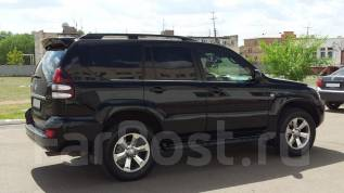 Toyota Land Cruiser Prado. 120
