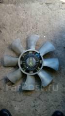 Вентилятор охлаждения радиатора. Mitsubishi Pajero, V46WG Двигатель 4M40