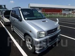 Daihatsu Terios Kid. автомат, 4wd, 0.7, бензин, 126 тыс. км, б/п, нет птс. Под заказ