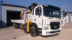 Hyundai HD320. Продам с КМУ Soosan SCS1015LS, 11 149 куб. см., 25 000 кг.