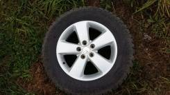Продам комплект колес. x17 5x114.30
