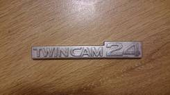 Эмблема (шильд) twin cam 24 алюминий