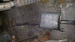 Насадка на глушитель. Nissan Elgrand, AVWE50 Двигатель QD32ETI