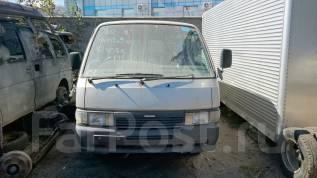 Ноускат. Nissan Caravan, 24 Двигатель QD32