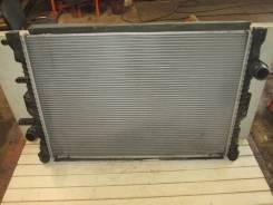 Радиатор охлаждения двигателя. Ford Mondeo