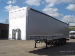 Schmitz. Полуприцеп шторный новый, 39 000 кг. Под заказ
