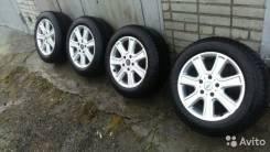 Продам колёса 235/60/R18 б/у. 7.0x18 5x130.00 ET37 ЦО 71,6мм.